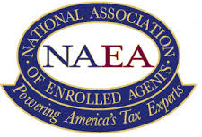 Enrolled Agent NAEA Logo